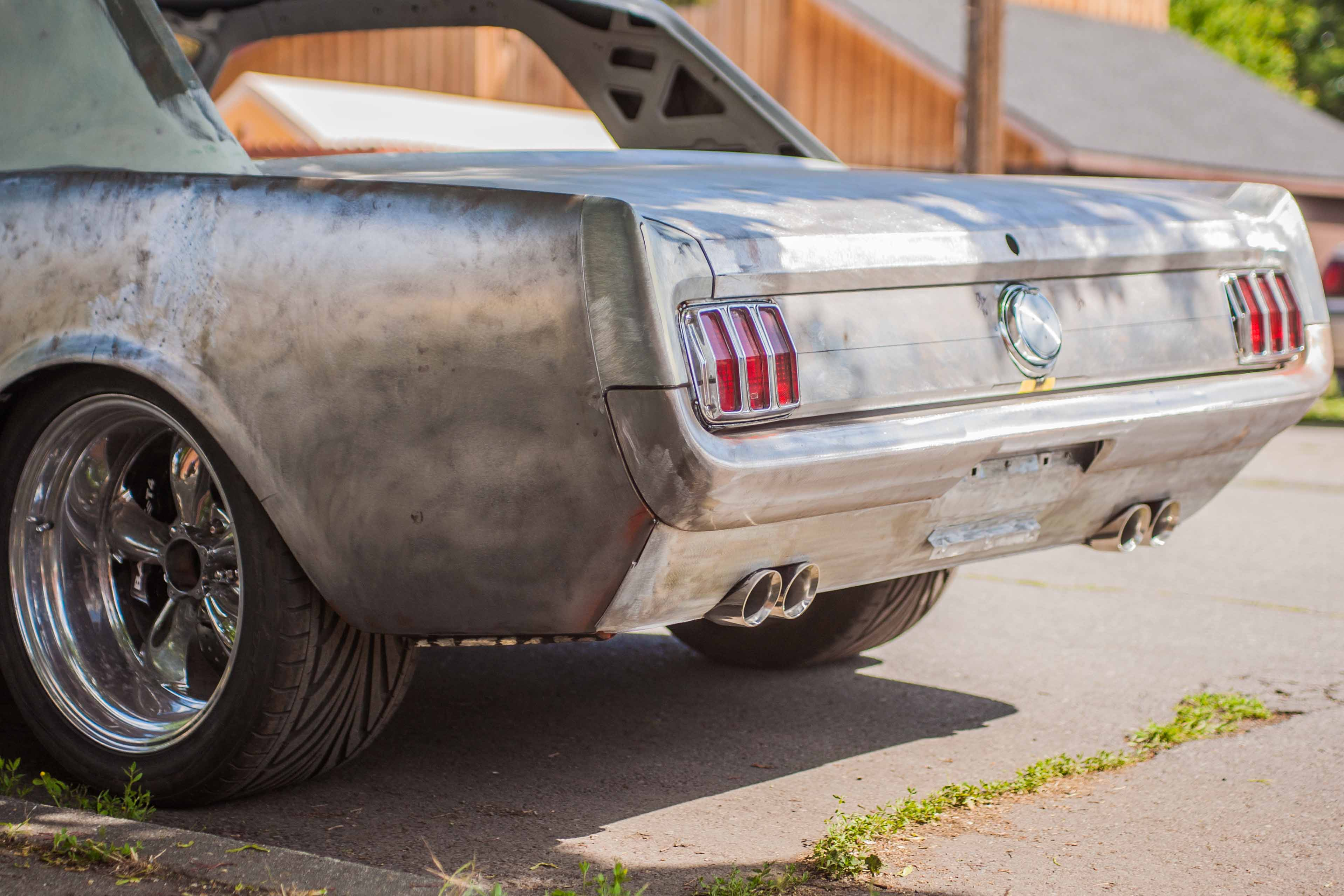 Spokane Used Cars >> 1965 Mustang Coupe | OCD Customs