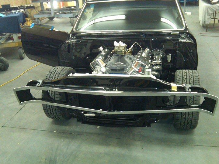 1967 Chevelle Ocd Customs