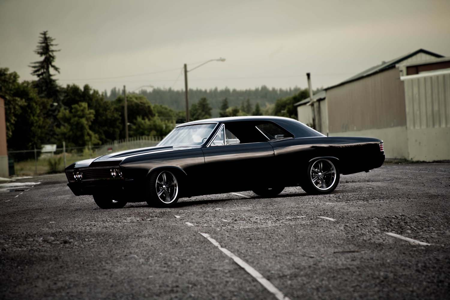 Chevelle Ocd Customs
